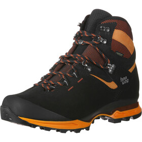 Hanwag Tatra Light GTX Sko Herrer, black/orange